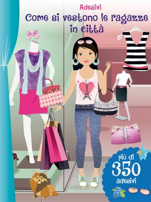 ADESIVI - Come si vestono le ragazze in città - version 2016 CU