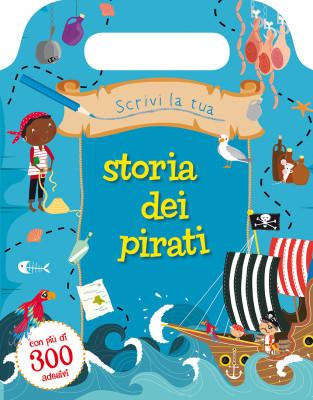 Scrivi la tua storia dei pirati