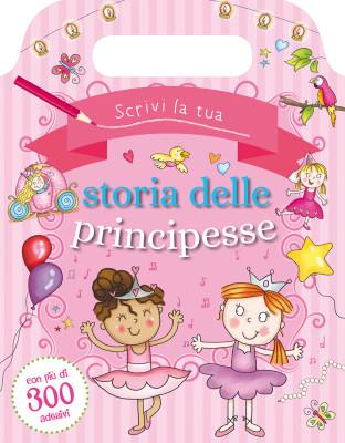 Scrivi la tua storia delle principesse
