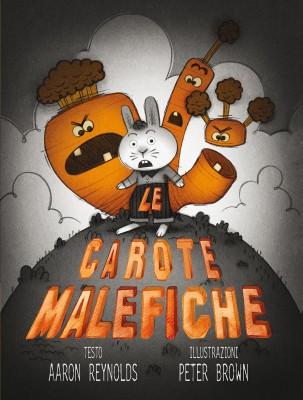 Le carote malefiche_CUBIERTA.indd