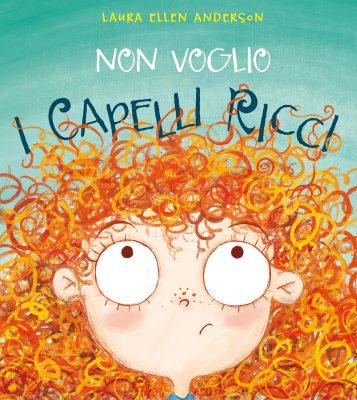 NON VOGLIO I CAPELLI RICCI_Cubierta.indd