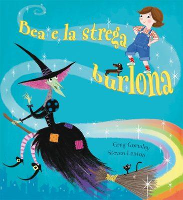 BEA E LA STREGA BURLONA_caratula para catalogo.indd