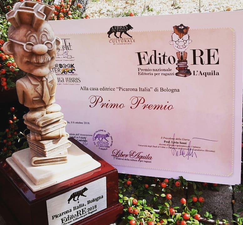 Picarona Italia - Premio Edito-RE 2018