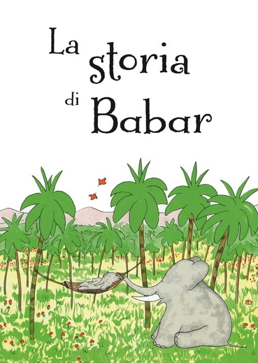 La storia di Babar_CUBIERTA.indd