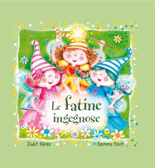 Le fatine ingegnose_CUBIERTA.indd